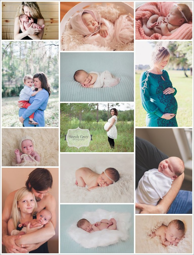 Mother's Day 2015 | Sarah Gray Photography, Tallahassee, FL Maternity, Newborn, Motherhood photogrpaher