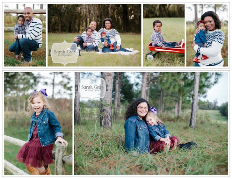 Sarah Gray Photography | Tallahassee, FL Holiday Mini Session Photographer