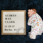 A Season Taking Flight: Welcome Baby Audrey | Sarah Gray Photography, Tallahassee, FL newborn and family photographer 33