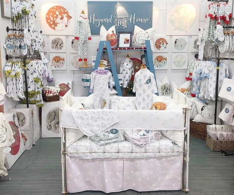 Heyward House Nursery and Baby goods