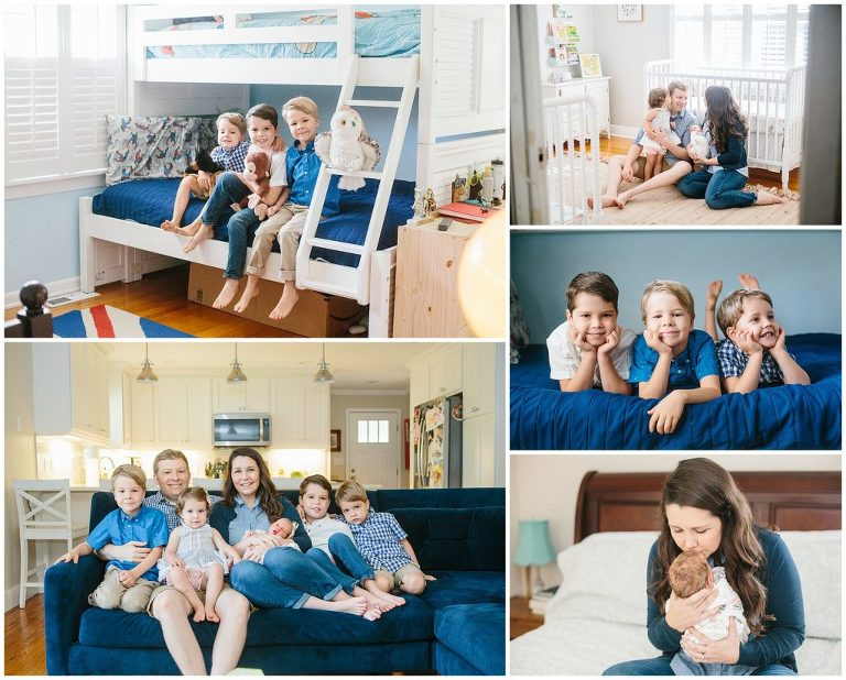 Do I need to have a perfect house to book lifestyle newborn photography? | Sarah Gray Photography, Tallahassee, Florida newborn, lifestyle, family photographer