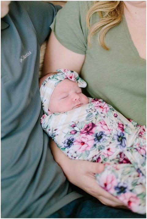 Lilah, Newborn 1