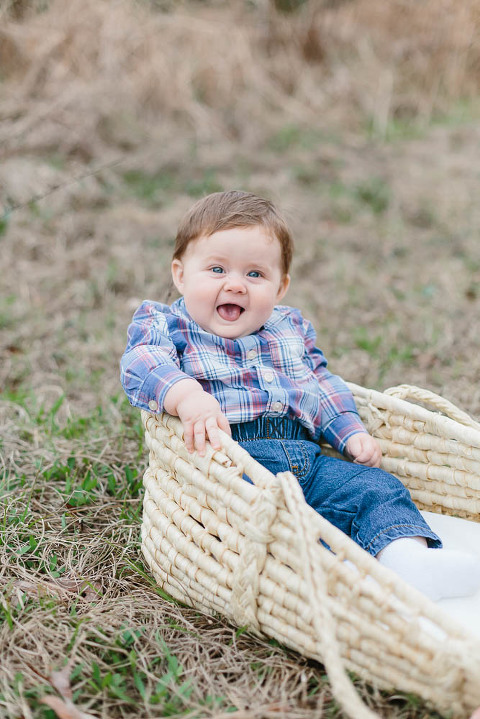 Sarah Gray Photography | Tallahassee baby photographer