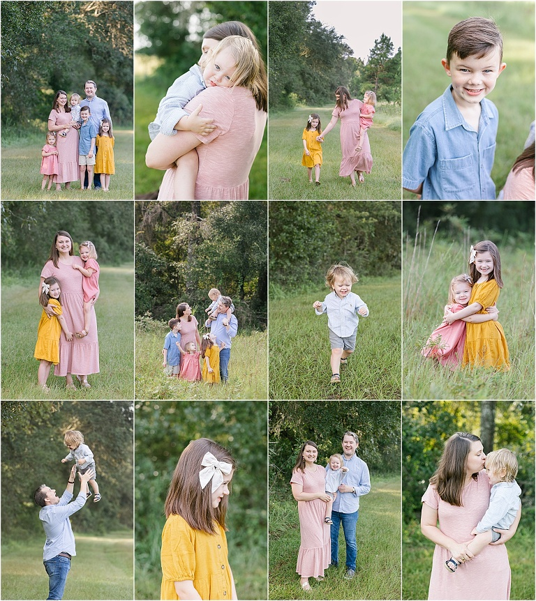 18 month baby plan session tallahassee florida at Alford Park